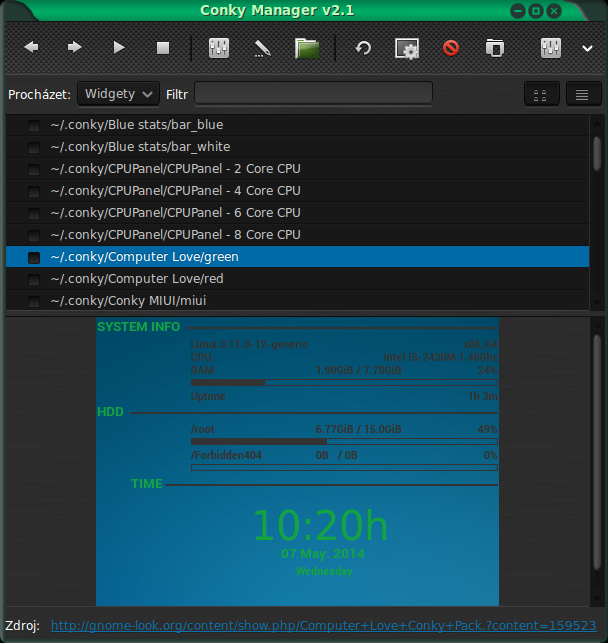 Conky Manager v2.1_004