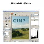 Stáhněte si českou příručku k editoru GIMP